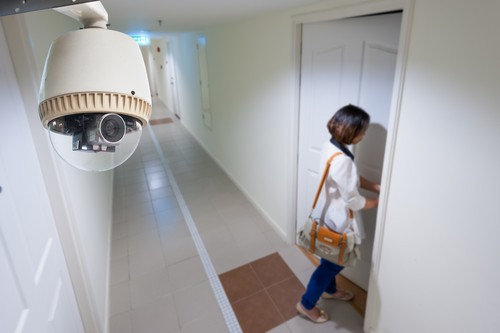 Where Are Security Cameras Not Allowed?